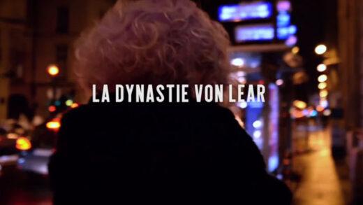 La dynastie Von Lear. Cortometraje documental de animación