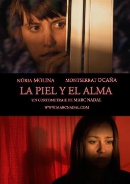 La piel y el alma cortometraje cartel poster