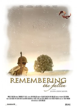 Remembering the Fallen cortometraje cartel poster