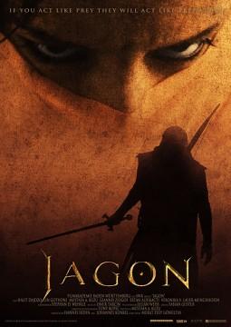 Jagon cortometraje cartel poster