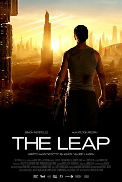 The Leap cortometraje cartel poster