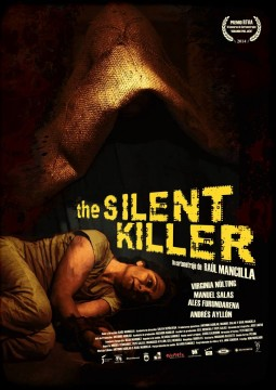 The Silent Killer cortometraje cartel poster