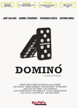 Dominó cortometraje cartel poster