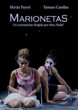 Marionetas cortometraje cartel poster