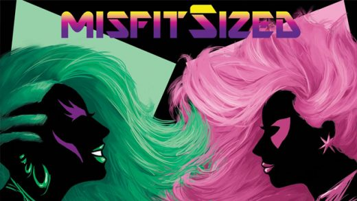 MisfitSized. Cortometraje fanfilm sobre Jem and the Holograms