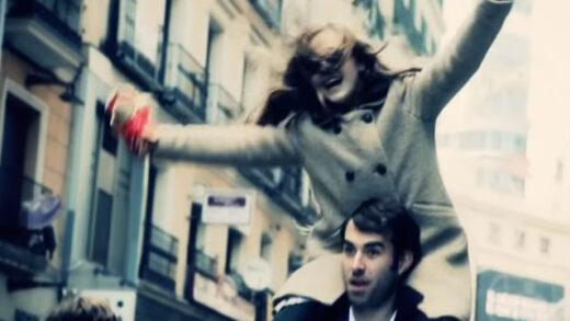 Nunca Nada - Technicolor Fabrics. Videoclip musical de la banda española