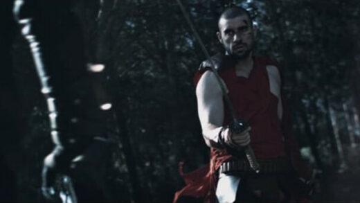 Orion. Cortometraje y drama de acción y artes marciales de Iván Mulero