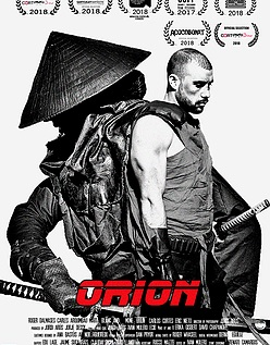 Orion corto cartel poster