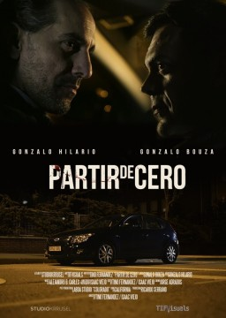 Partir de cero cortometraje cartel poster
