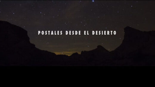 Postales desde el desierto. Cortometraje español de Luis Francisco Pérez