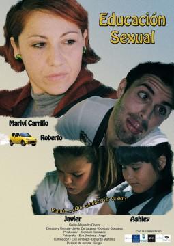 Educacion sexual cortometraje cartel poster