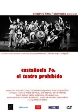 castañuela 70 corto cartel poster