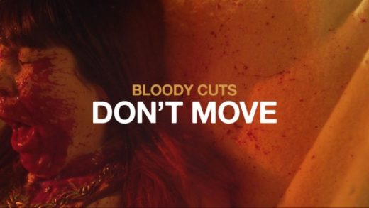 Don't Move. Cortometraje de terror y gore de Anthony Melton