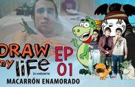 Draw my life Capítulo 1 – Macarrón enamorado – Webserie española