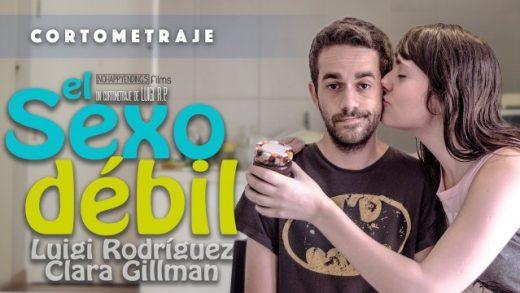 El sexo débil. Cortometraje español de Luigi Rodríguez