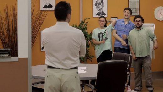 En Prácticas. Episodio 1. Webserie española de El Reto Producciones