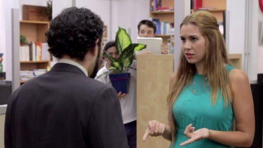 En Prácticas. Episodio 4. Webserie española de El Reto Producciones