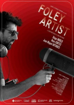 Foley Artist cortometraje cartel poster