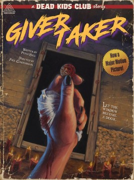 Givertaker cortometraje cartel poster
