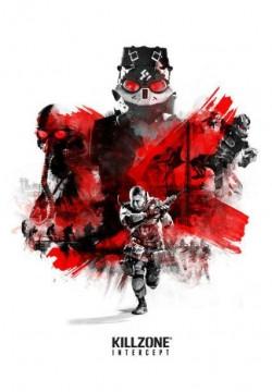 Killzone Intercept cortometraje cartel poster