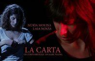 La carta. Cortometraje español y drama de Marc Nadal