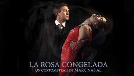La rosa congelada. Cortometraje y drama experimental de Marc Nadal