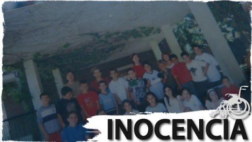 La terapia de Marco 1x02 - Inocencia. Webserie sobre enfermedades raras