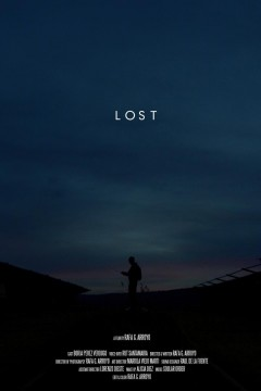 Lost cortometraje cartel poster