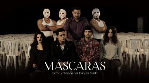 Máscaras. Cortometraje español de Joaquim Bundó