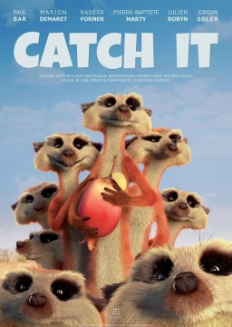Catch It cortometraje cartel poster
