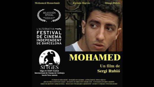 Mohamed. Cortometraje español y comedia negra de Sergi Rubió