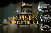 Monster under the bed. Cortometraje de terror de Moises Velasquez