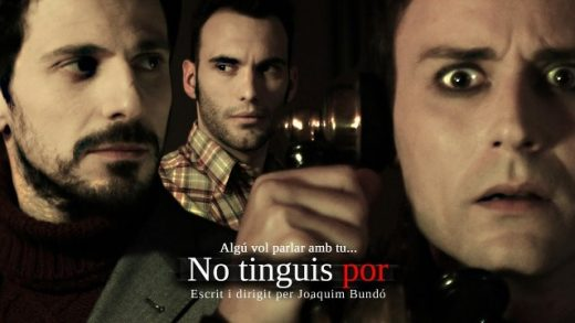 No tengas miedo. Cortometraje español de Joaquim Bundó