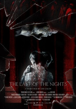 The Last of the Nights cortometraje cartel poster