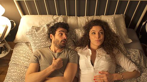 7 camas. Cortometraje y comedia de Pedro Moreno del Oso