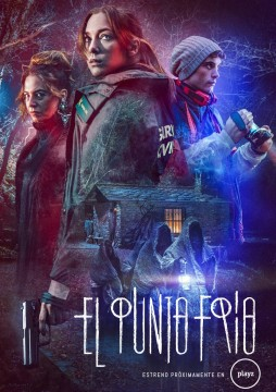 El punto frío webserie española cartel poster