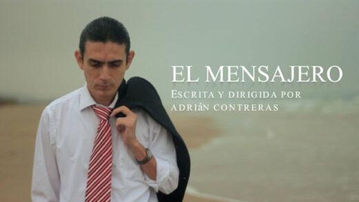 El mensajero. Cortometraje mexicano de Adrian Contreras