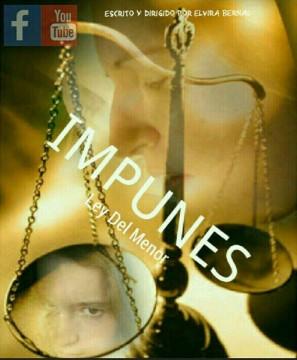 Impunes cortometraje cartel poster