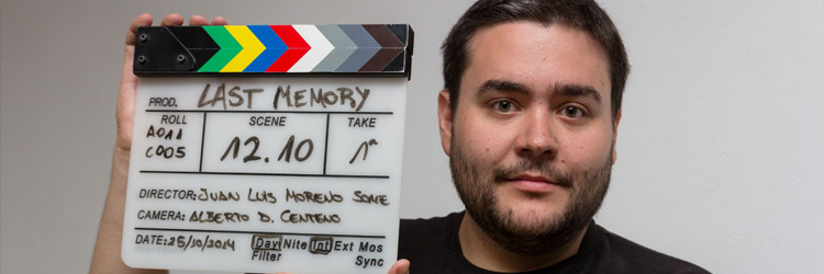 Juanlu Moreno Somé. Cortometrajes online del director malagueño