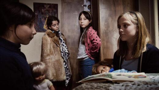 La casa de arriba. Cortometraje español de terror de Marta Parreño