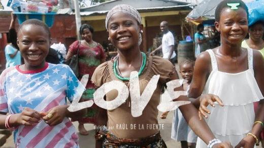 Love. Cortometraje documental dirigido por Raúl de la Fuente