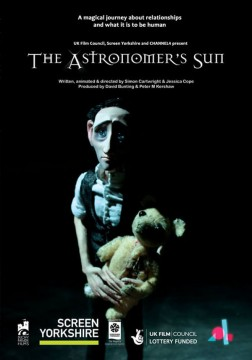 The Astronomer's Sun cortometraje cartel poster
