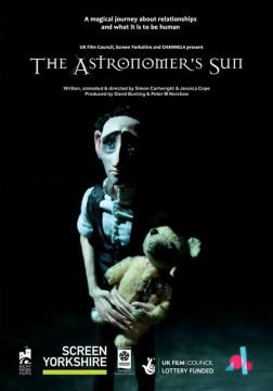The Astronomer's Sun cortometraje cartel poster