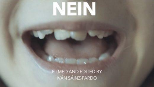 Nein. Cortometraje del director español Iván Sáinz-Pardo