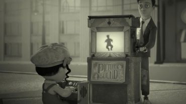 Silent. Cortometraje de animación de William Joyce y Brandon Oldenburg