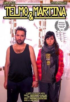 Telmo y Martina cortometraje cartel poster
