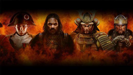 Total War. Cinemáticas de videojuegos de la saga Total War