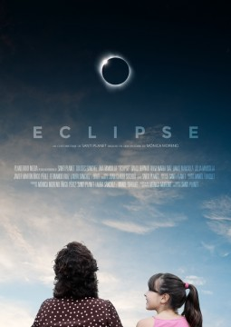 Eclipse cortometraje cartel poster