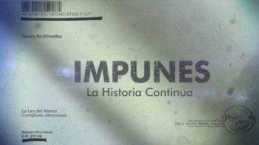 Impunes. Cortometraje español sobre la ley del menor de Elvira Bernal