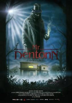 Mr. Dentonn cortometraje cartel poster